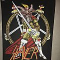 Slayer Show No Mercy Backpatch for Megazero