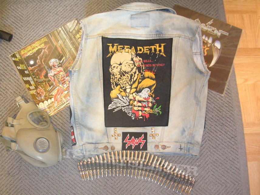 New vest (unfinished)