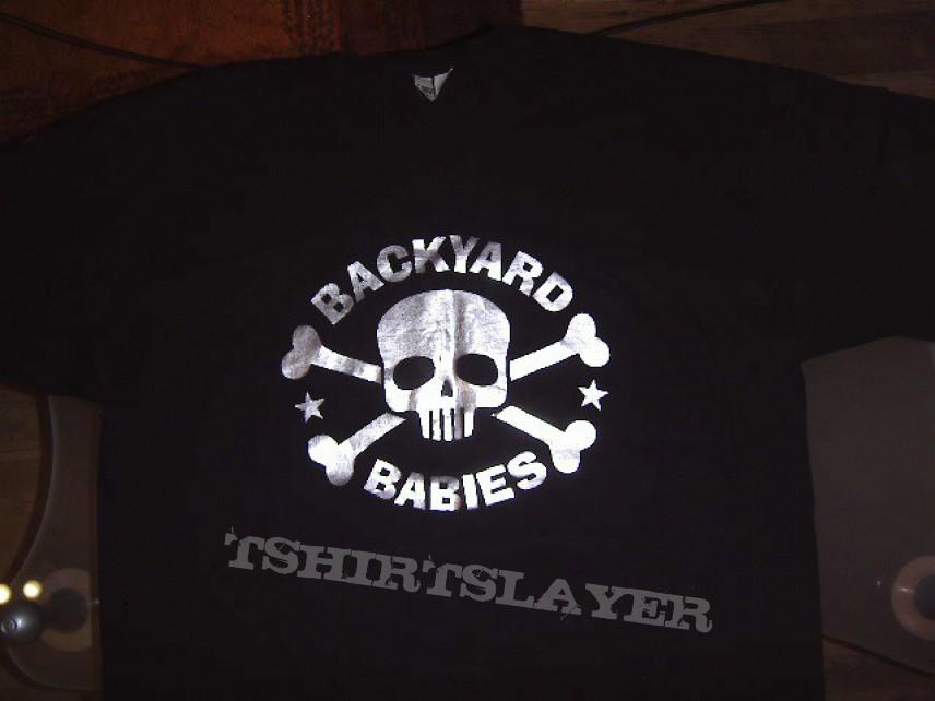 ... Backyard Babies T Shirt Outdoor Goods