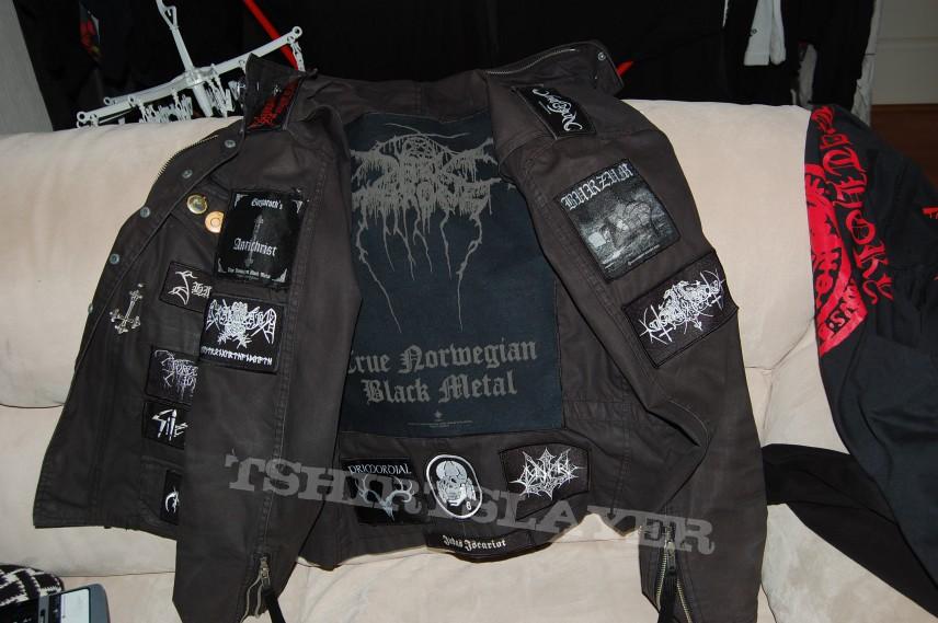 Concert Jacket Tshirtslayer Tshirt And Battlejacket Gallery