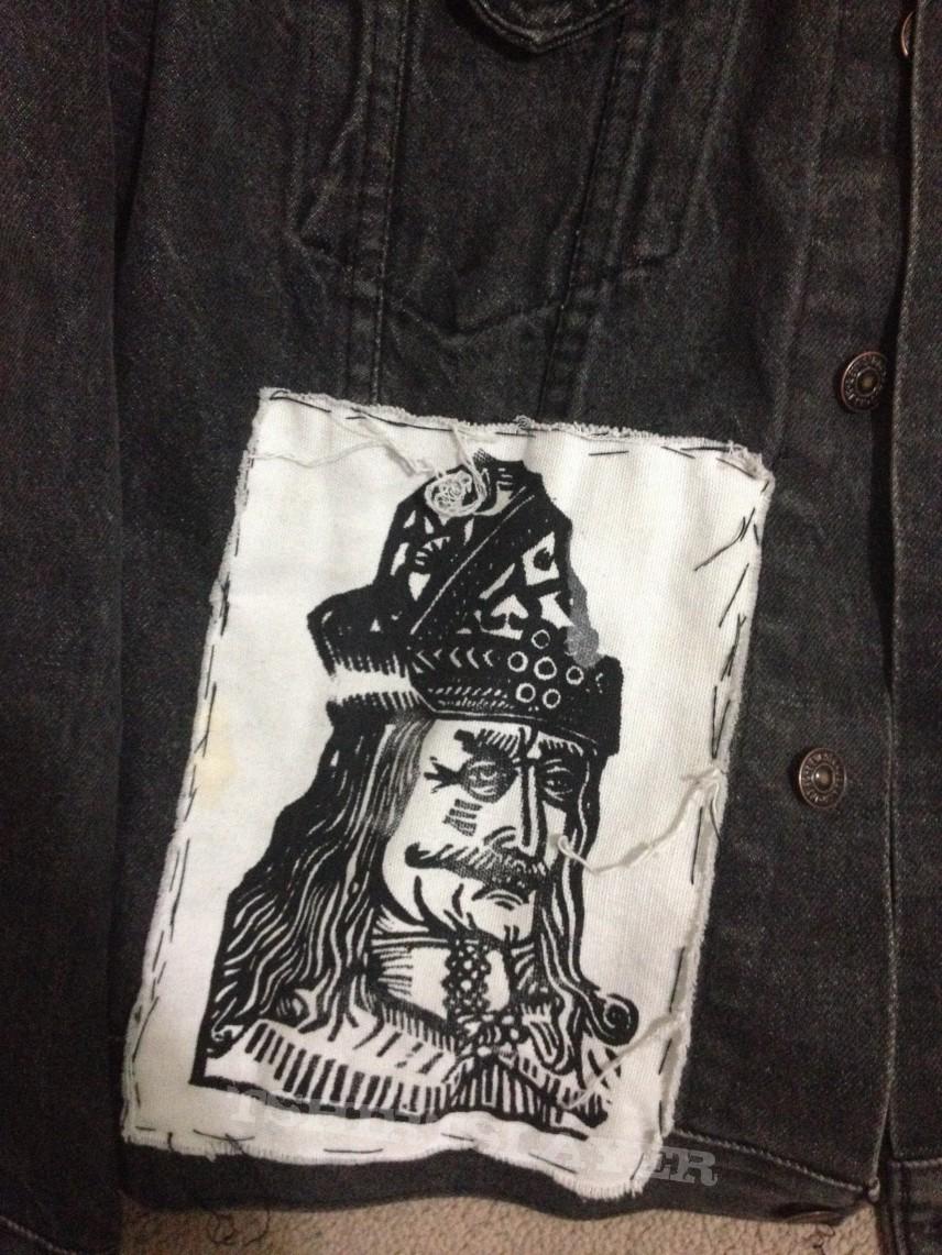 Random Patch Jacket
