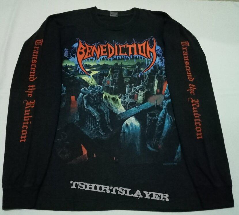 Benediction World Violation 1993 Tour Longsleeve