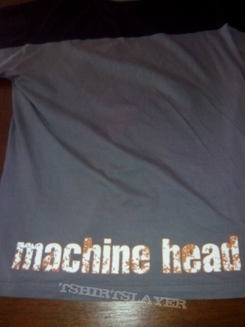 Machine Head - The more things change t shirt