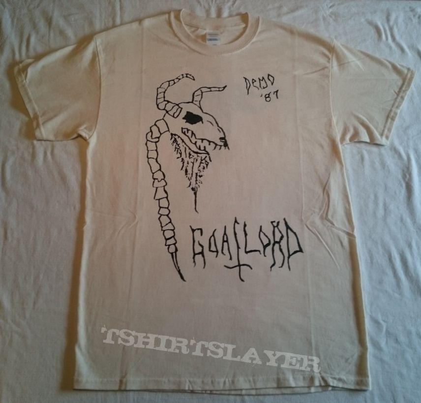 "Goatlord ""Demo '87"" T-shirt"