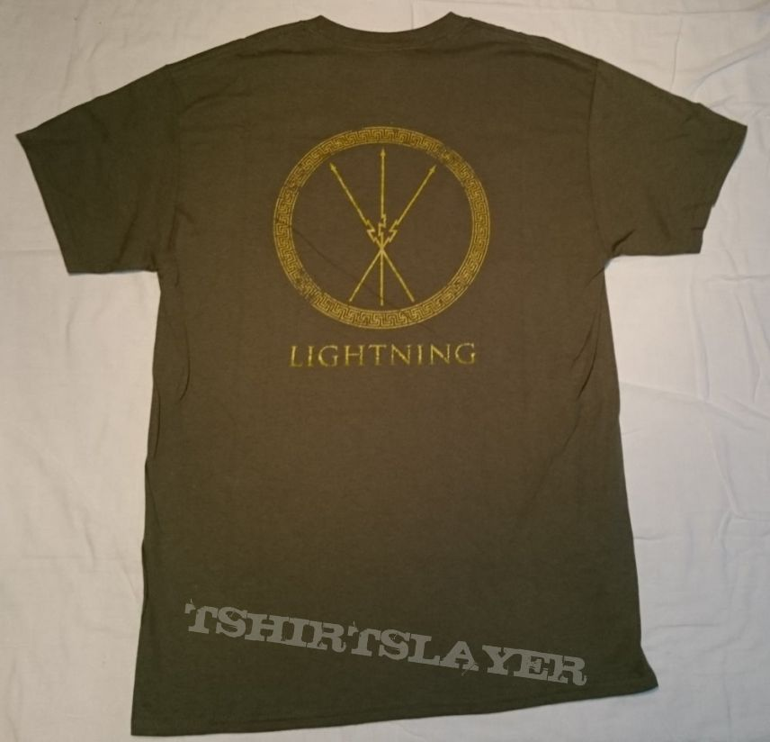 "Bölzer ""Lightning"" (gold) T-shirt"