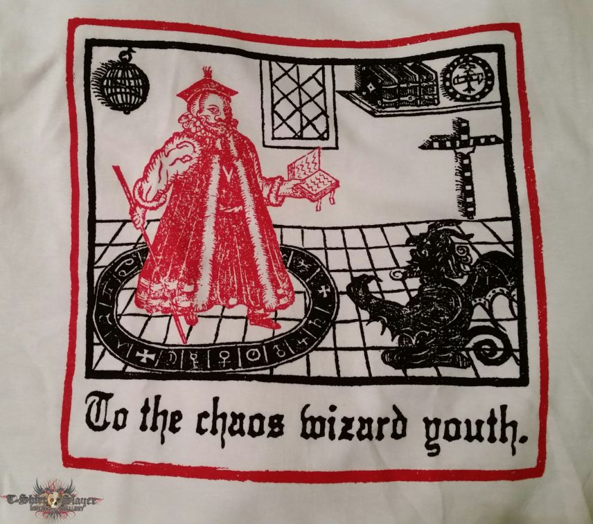 Thou - To The Chaos Wizard Youth