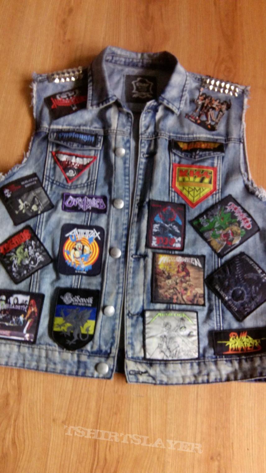 Patch Jacket