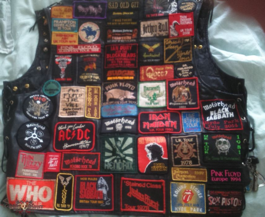 Updated battle jacket!