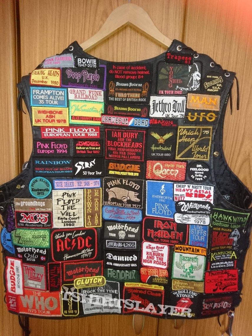 My biker waiscoat.