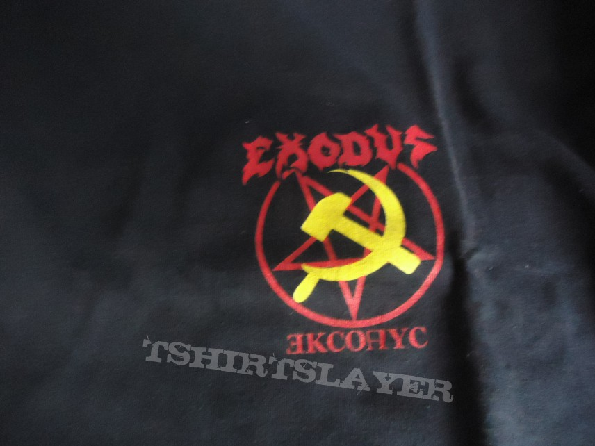 Exodus - R.I.P Paul LS Shirt