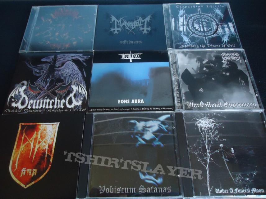 CD'S 9