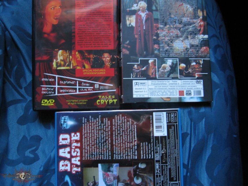 Horror movie package