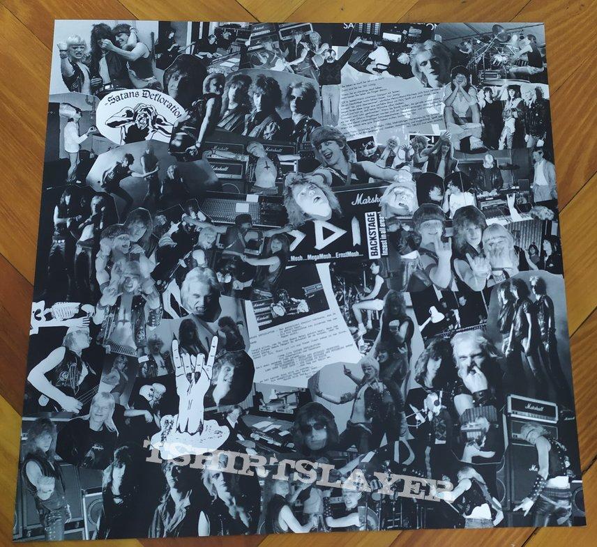 S.D.I. - Satans Defloration Incorporated vinyl