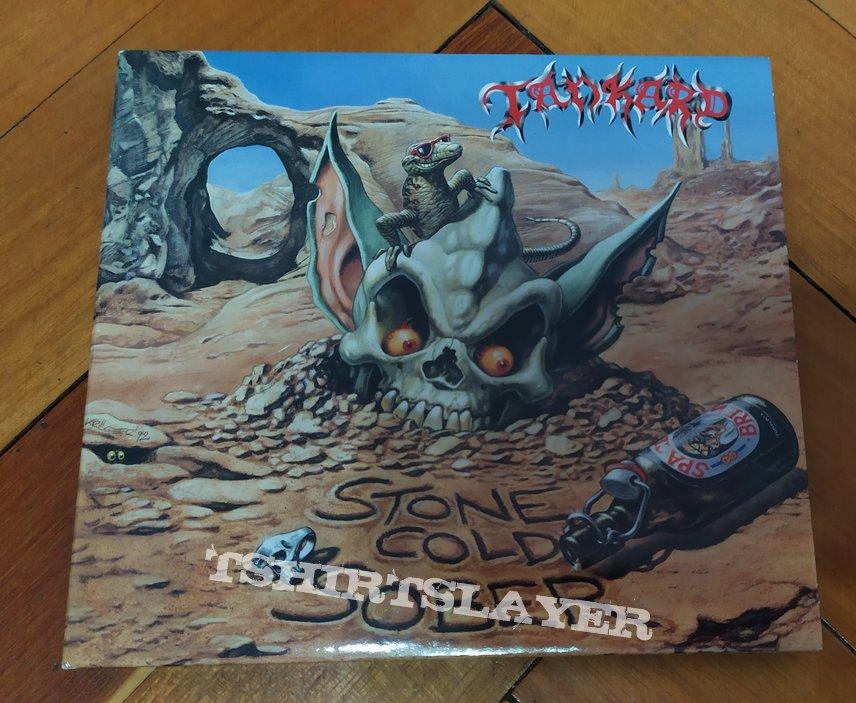 Tankard - Stone Cold Sober CD