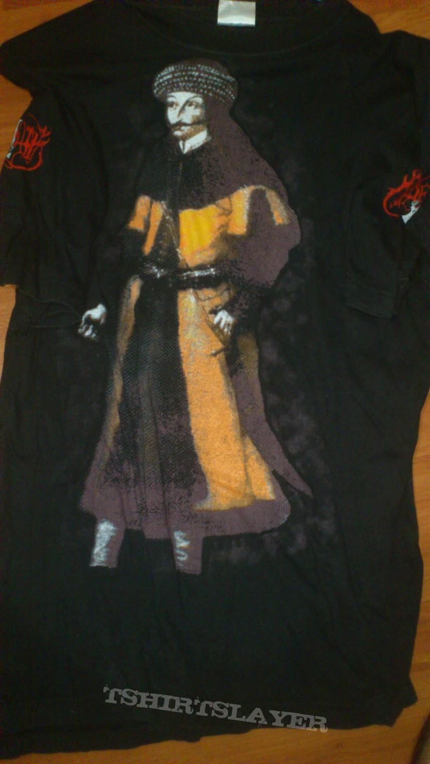 "Original Marduk ""Kaziklu Bey"" Shirt"
