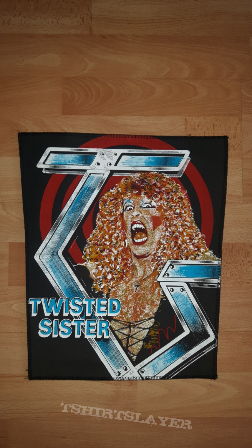 Twisted Sister Backpatch