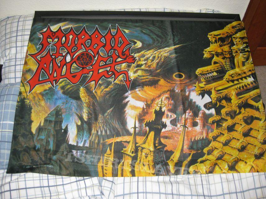 Morbid Angel Gateways to Annihilation Flag
