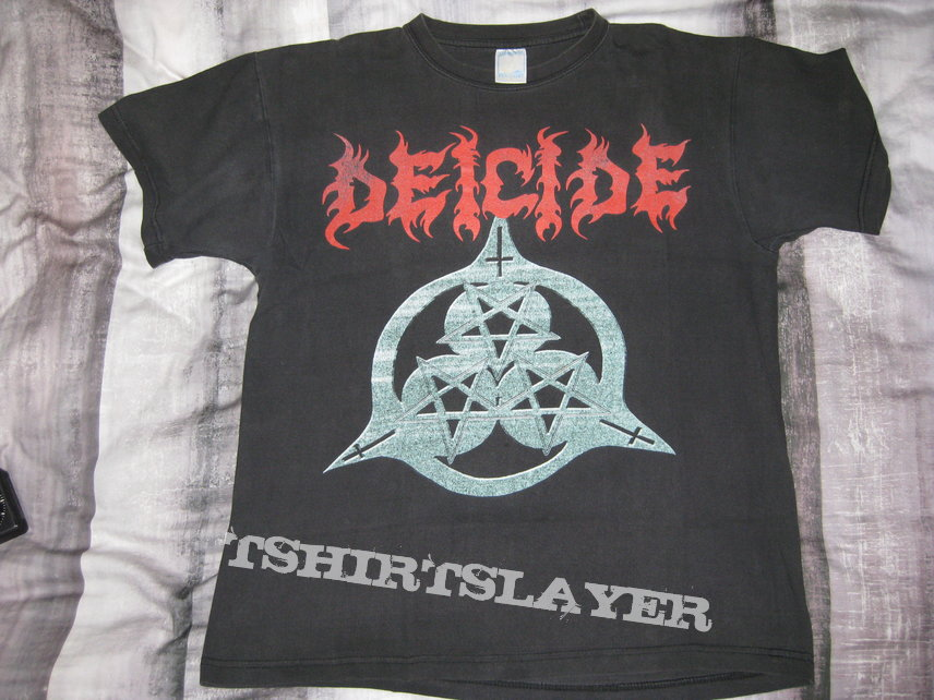Deicide Once Upon the Cross Shirt