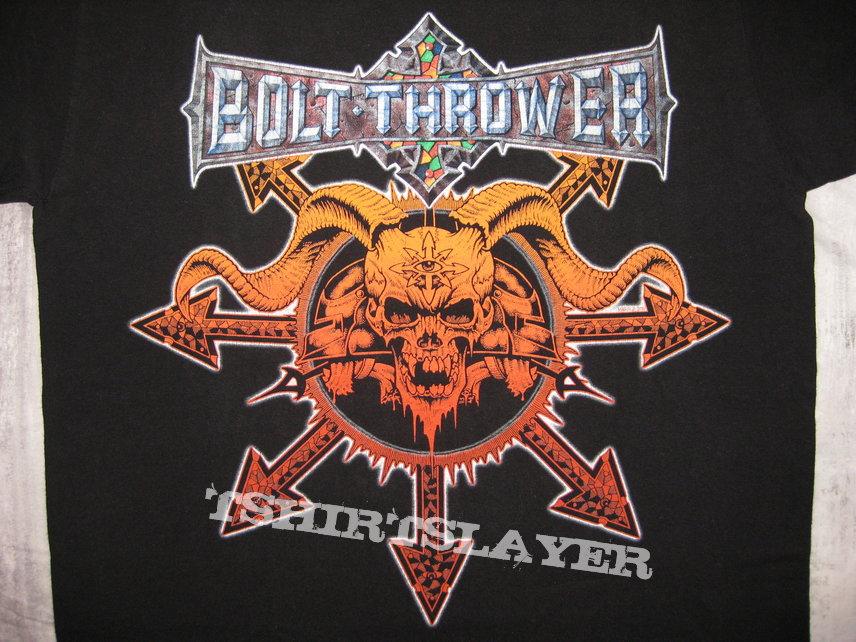 Bolt Thrower The Next Offensive Shirt
