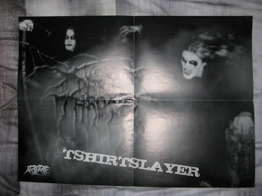 Black Metal poster collection
