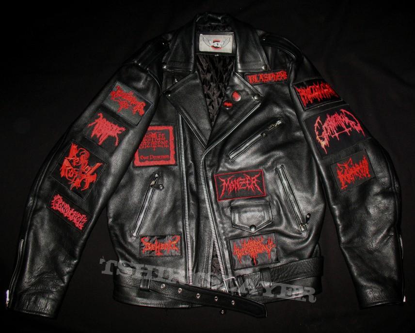 War Jacket Updated !