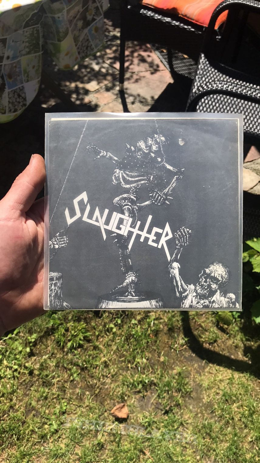 Slaughter - Nocturnal Hell 7""