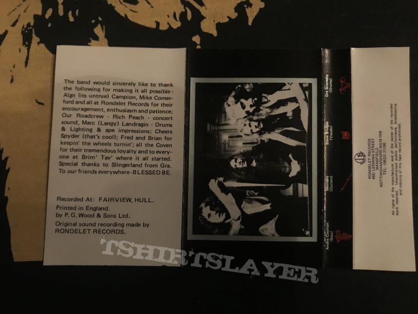 Witchfynde - Give 'Em Hell Tape