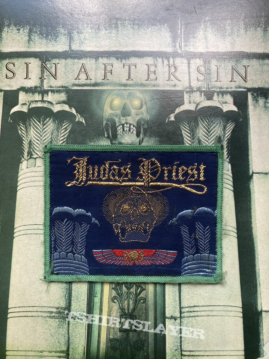 Judas Priest - Sin After Sin Patch