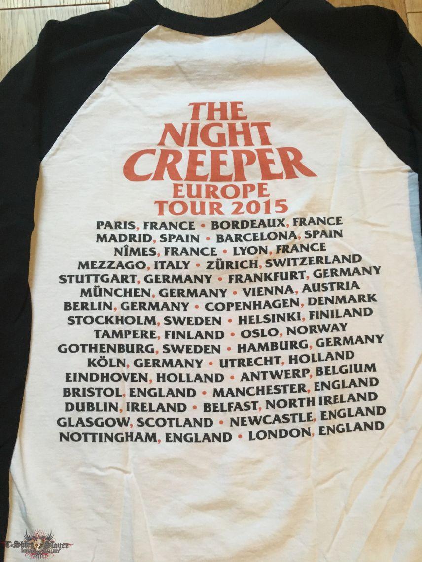Uncle Acid & The Deadbeats - The Night Creeper Euro tour 2015 LS