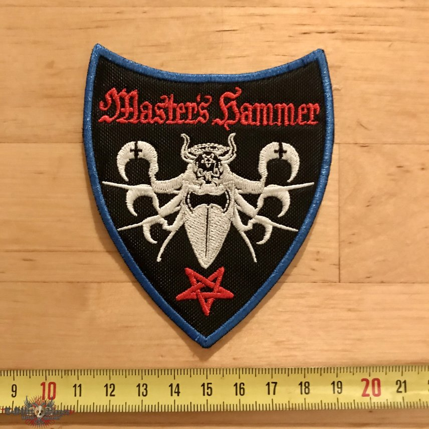 Master's Hammer- Logo Patch