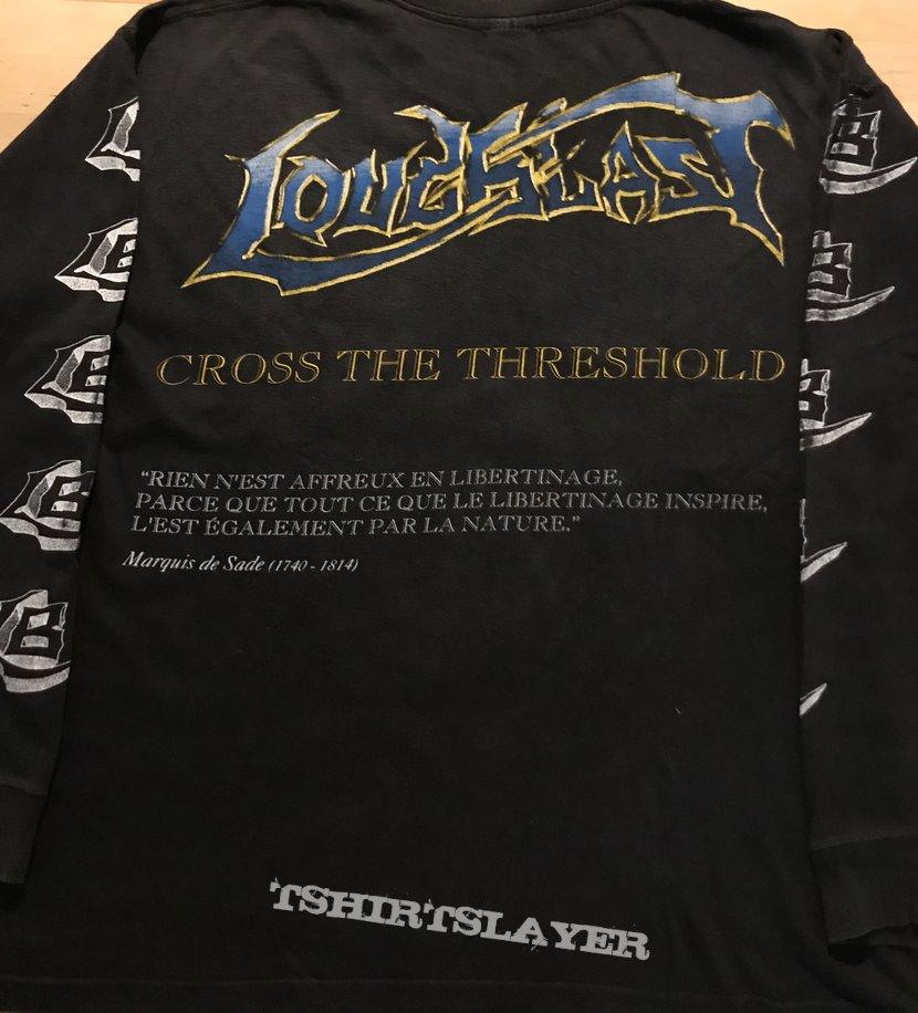 Loudblast - Cross The Threshold LS