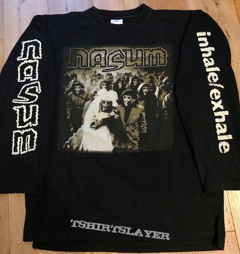 Nasum - Inhale / Exhale LS