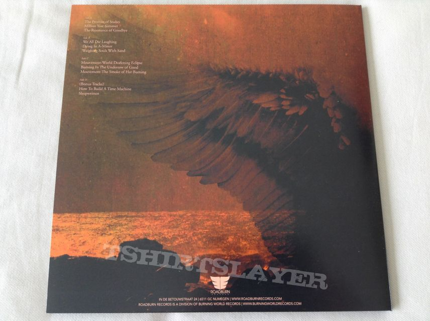 The Angelic Process ‎– Weighing Souls With Sand LP