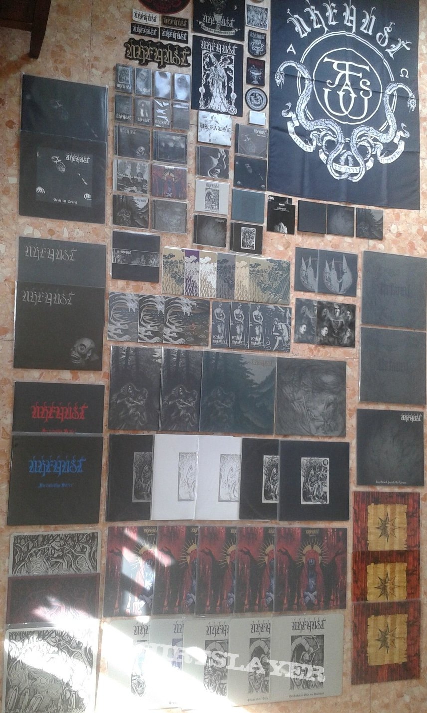 Urfaust music collection