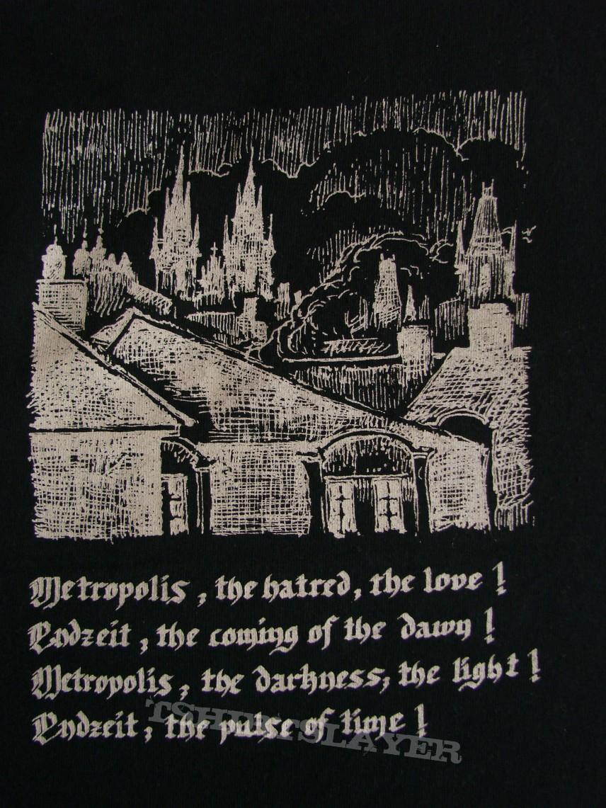 "TShirt or Longsleeve - KETZER ""Endzeit Metropolis"" official T-Shirt"