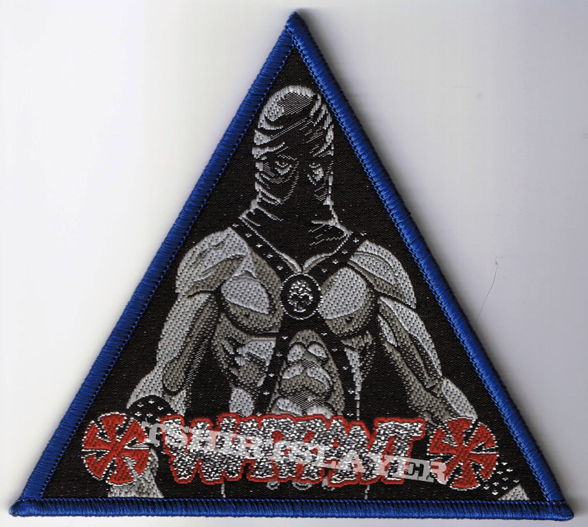 Warrant - The Enforcer woven Patch