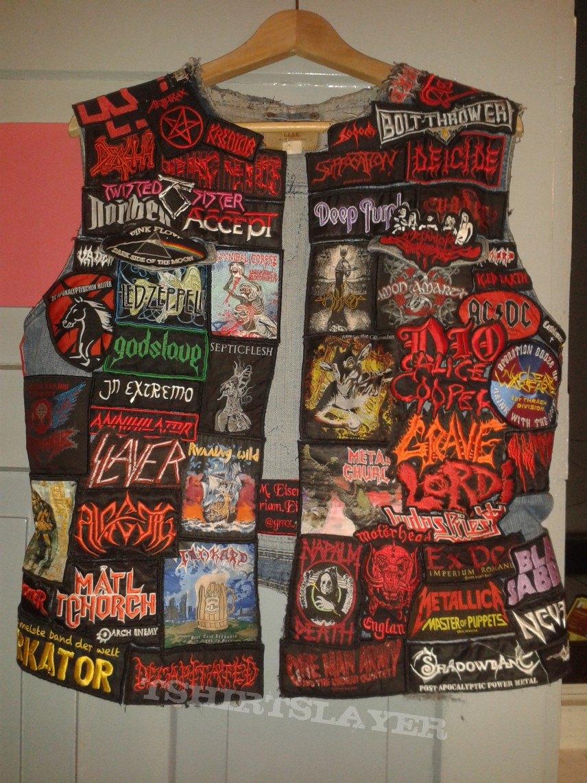 Main battle Jacket