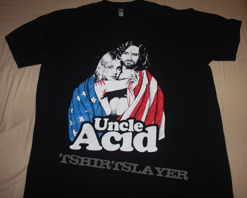 "Uncle Acid and the Deadbeats ""Sharlie"" shirt"