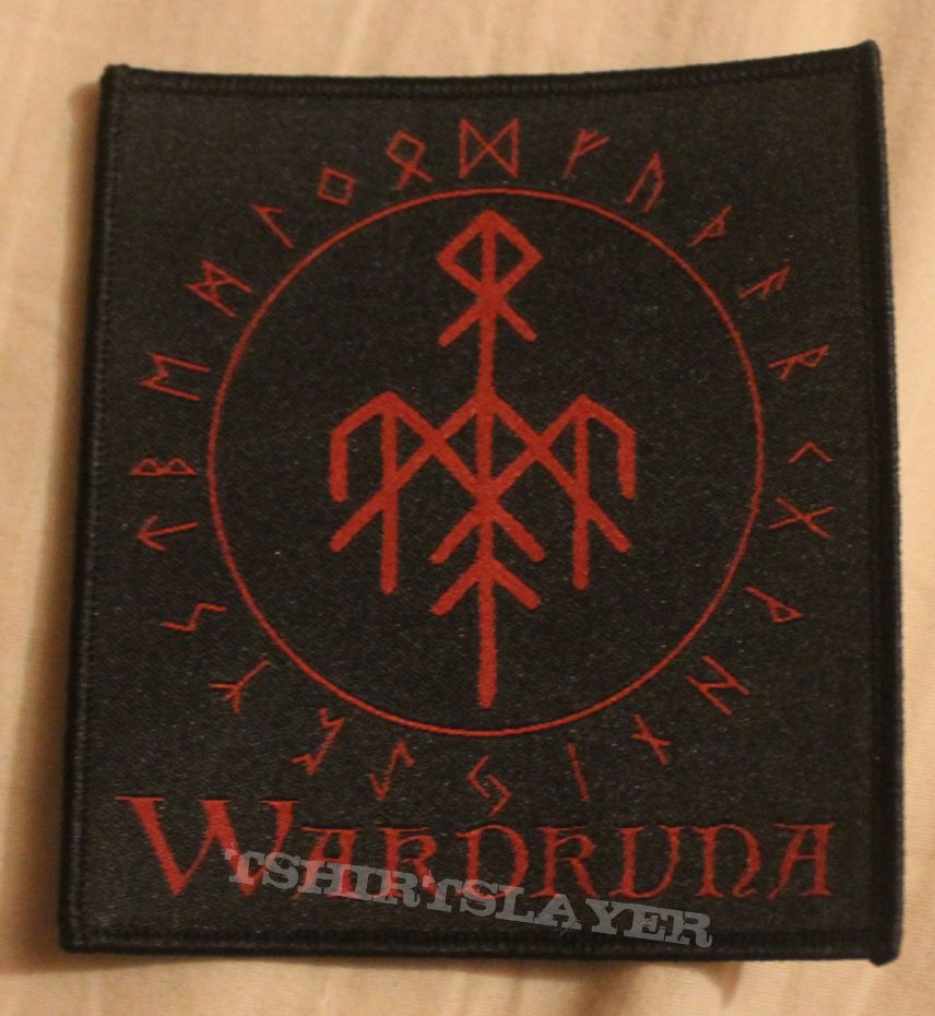"""Wardruna """"Sowing New Seeds - Strengthening Old Roots"""" patch"""