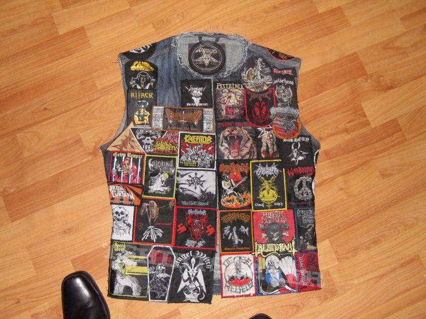Oldrockers Vest