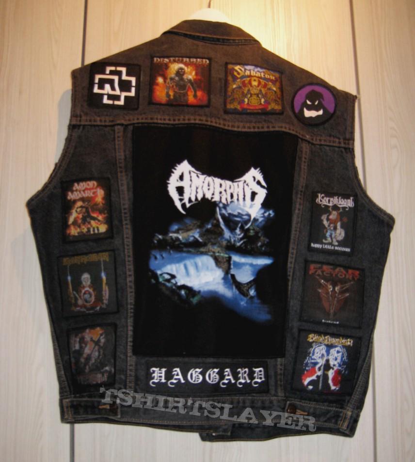 Battle Jacket mixed bag