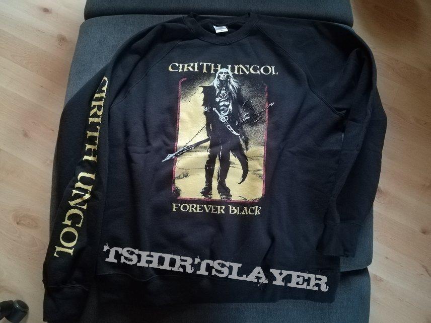 Cirith Ungol - Forever Black Sweatshirt