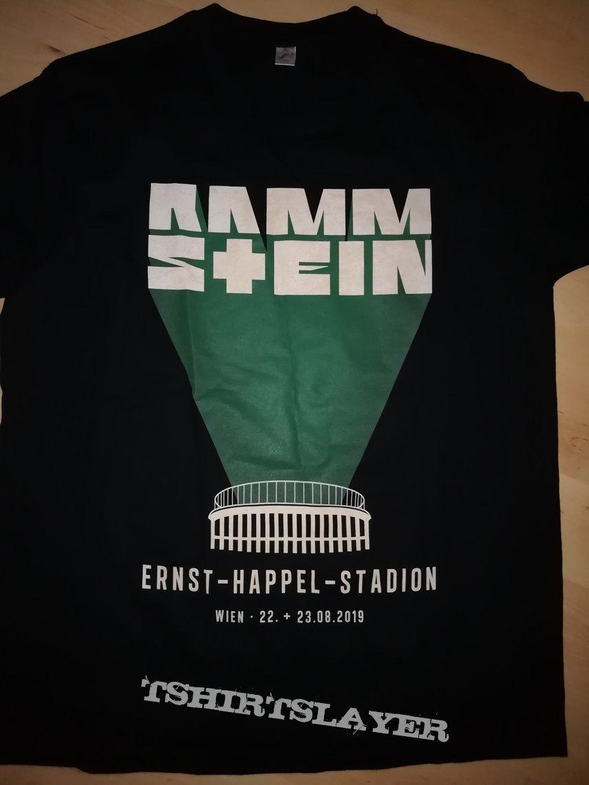 Rammstein - Tour 2019 Wien