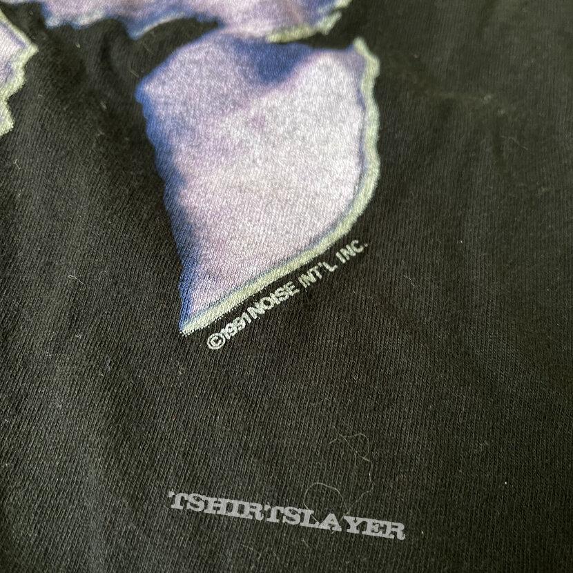 """Coroner """"Mental Vortex"""" OG sleeveless"""
