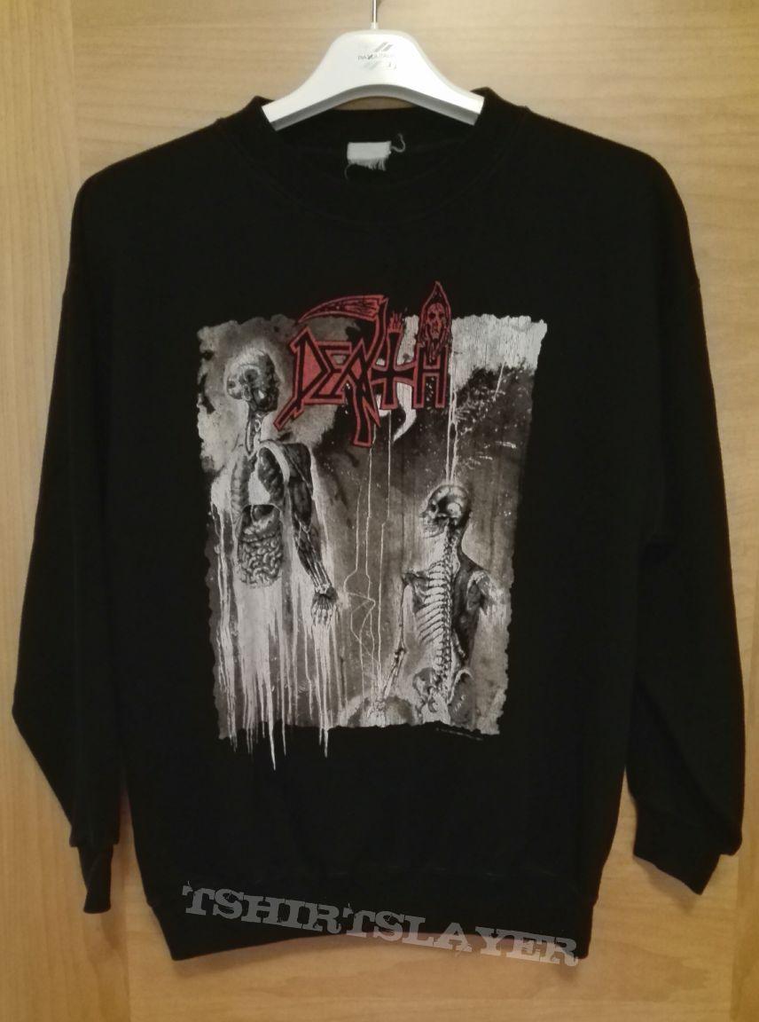Death - Human sweater