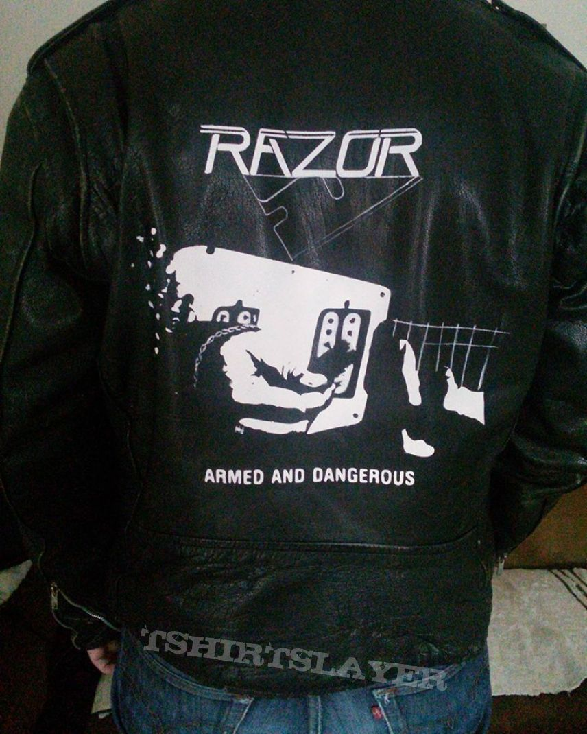 My friend's jacket