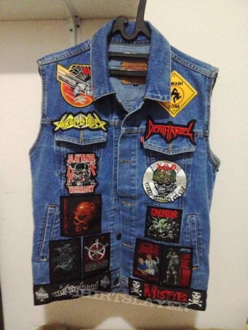 Just update my vest