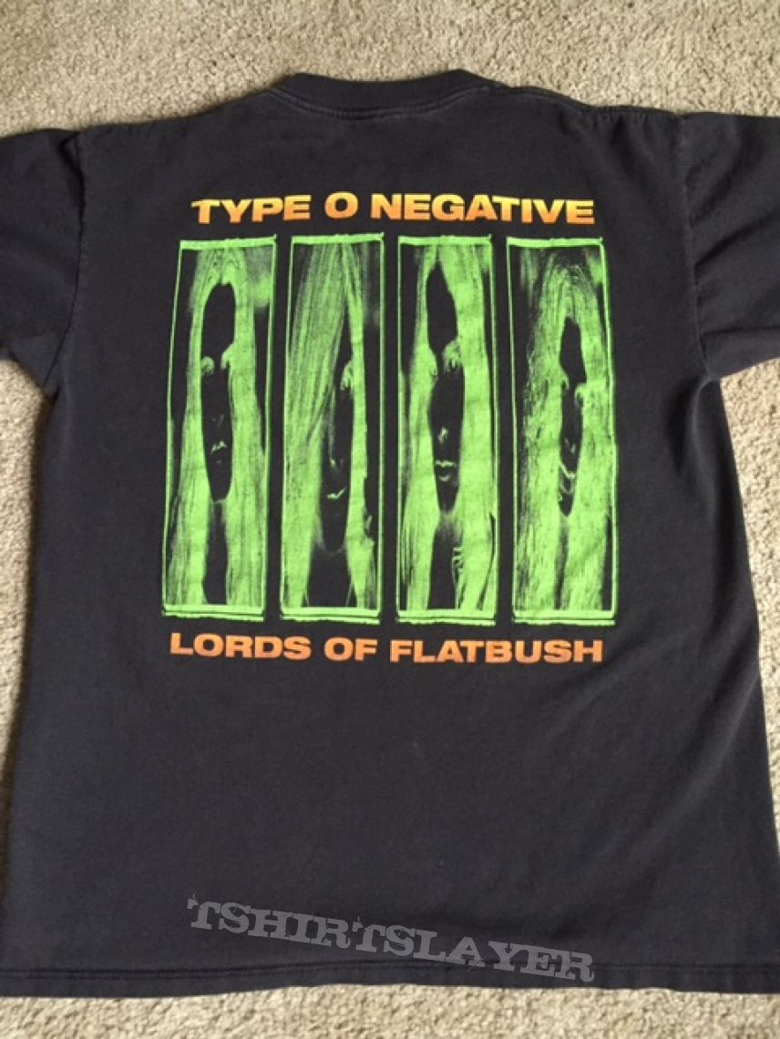 af86324f39c8 Type O Negative Summer Breeze Shirt