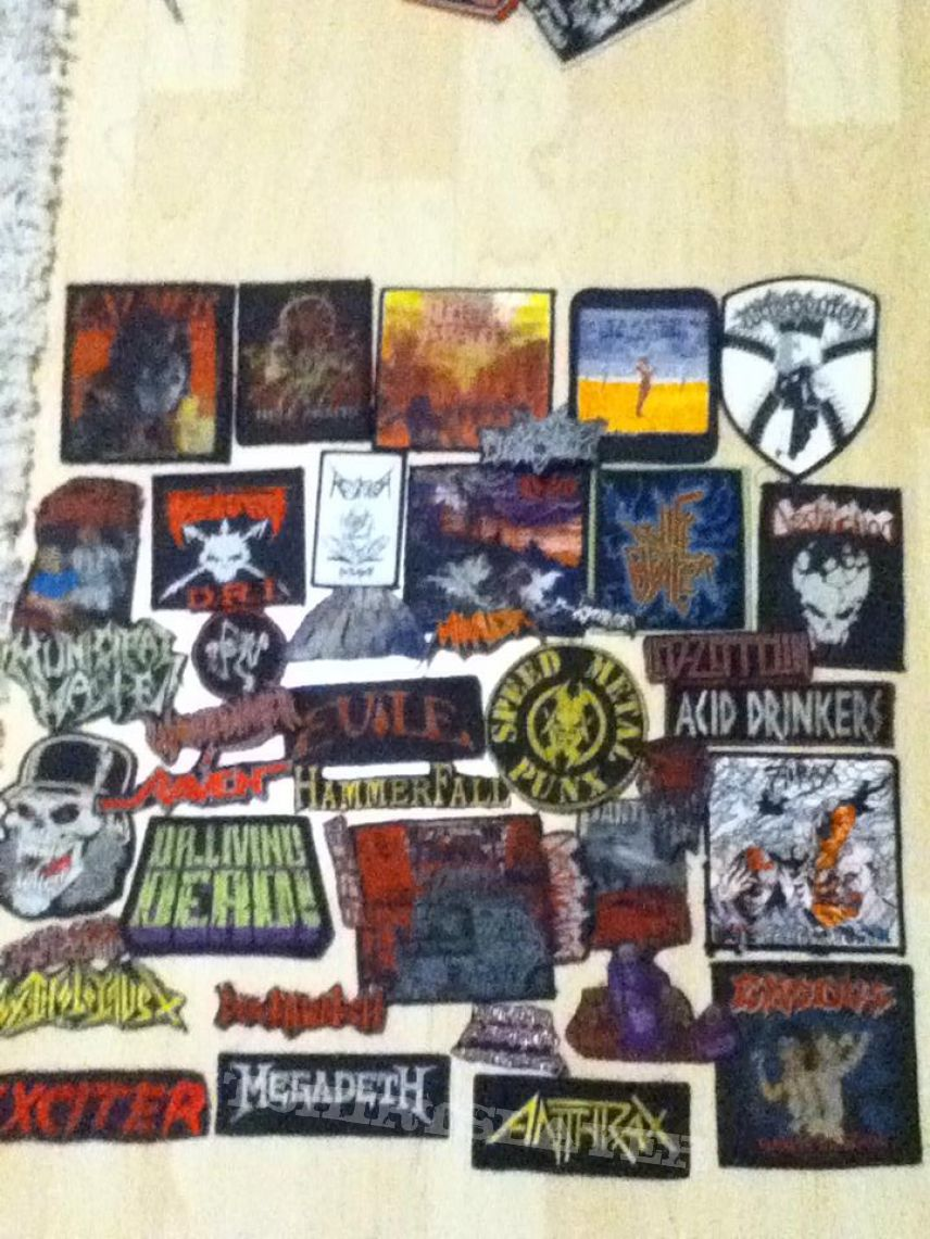 Some Patches for you