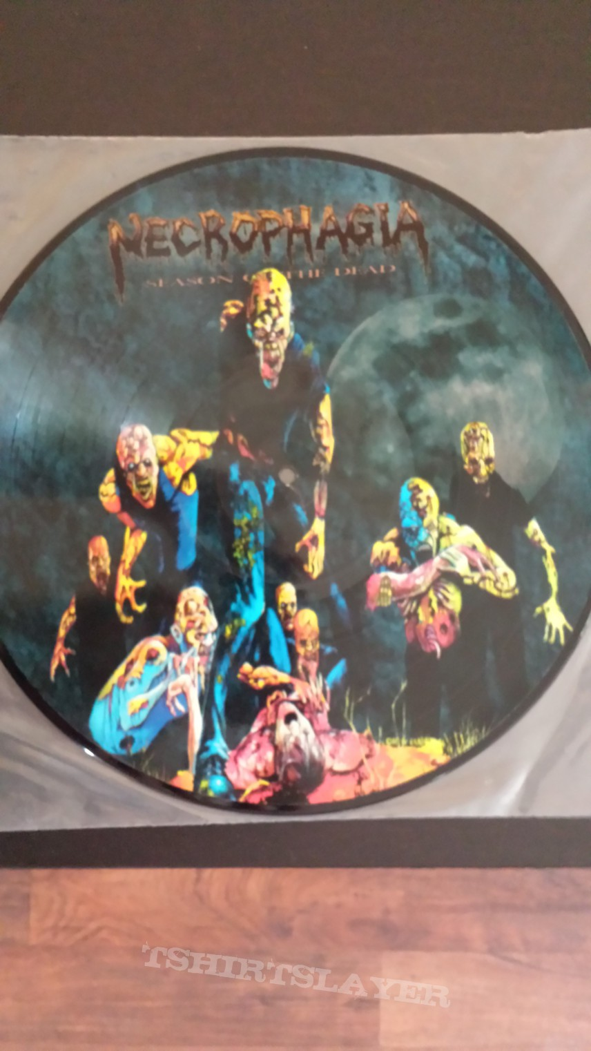 Picture Lp Necrophagia